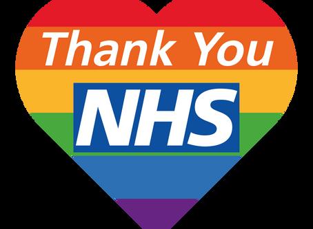 NHS Appreciation Fund Raiser
