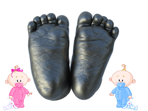 "Baby 3D hand casting kit ""NEWBORN"""