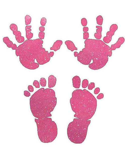 Baby 2 Hand & 2 Foot Galss casting services