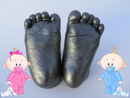 "Baby 3D Casting Kit ""NEWBORN - DOUBLE"""