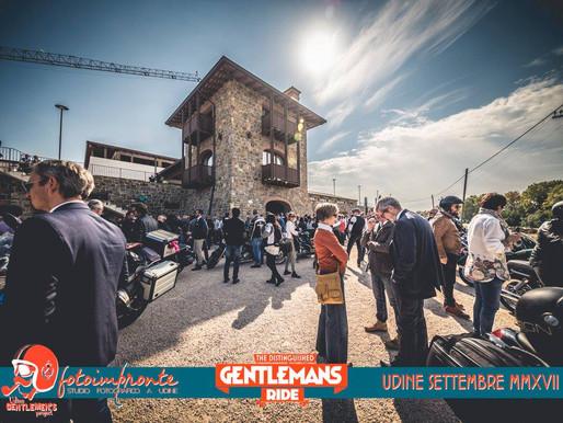 Distinguished Gentleman's Ride Udine 2017