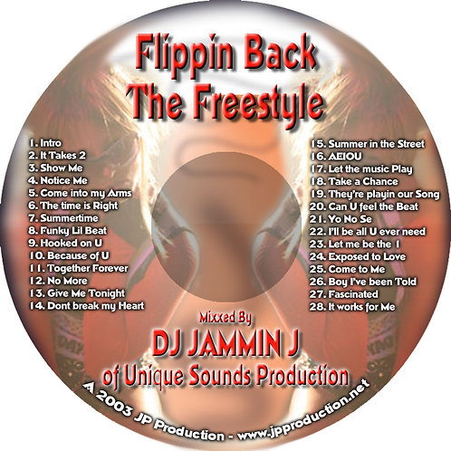 Flippin Back The Freestyle - MP3