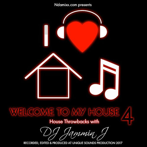 Welcome to my House 4 - MP3