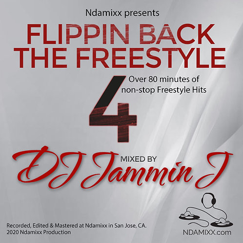 Flippin Back The Freestyle 4 - CD