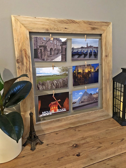 Pallet Collage Photo Frames