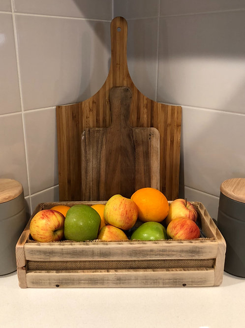Upcycle Pallet Mini Crate