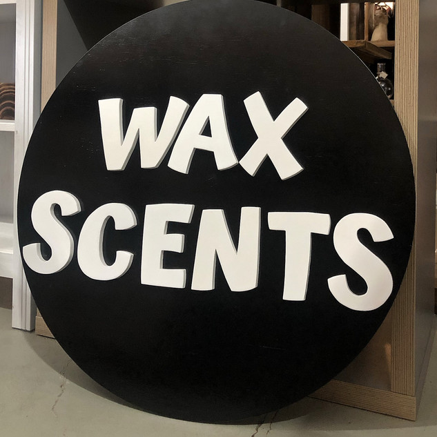 Wax Scents Custom Round