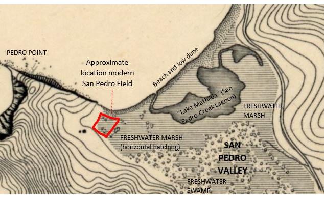 Pedro Point Map 1865