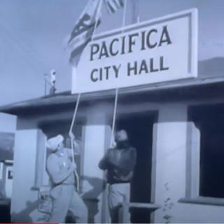 Pacifica City Hall 1957