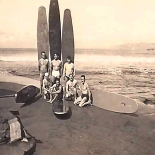 Surf Scene 1 Group Longboards
