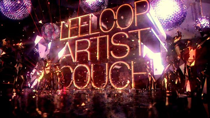 Leeloop Artists Couch