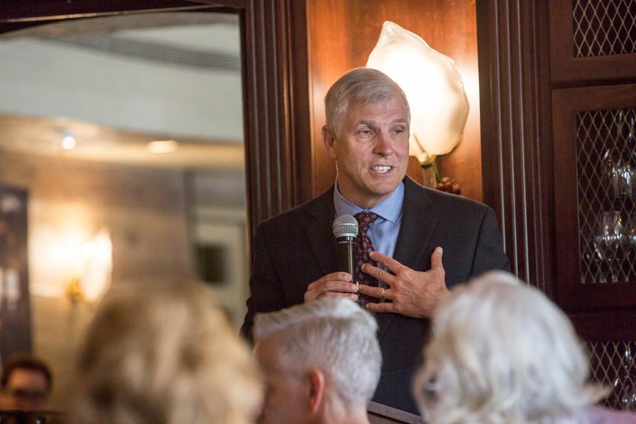 Political fundraiser for Tom Umberg for State Senate 2018