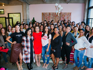 Attended my First Latina Focused Event: I was Reminded that Good Energy is Valuable Currency