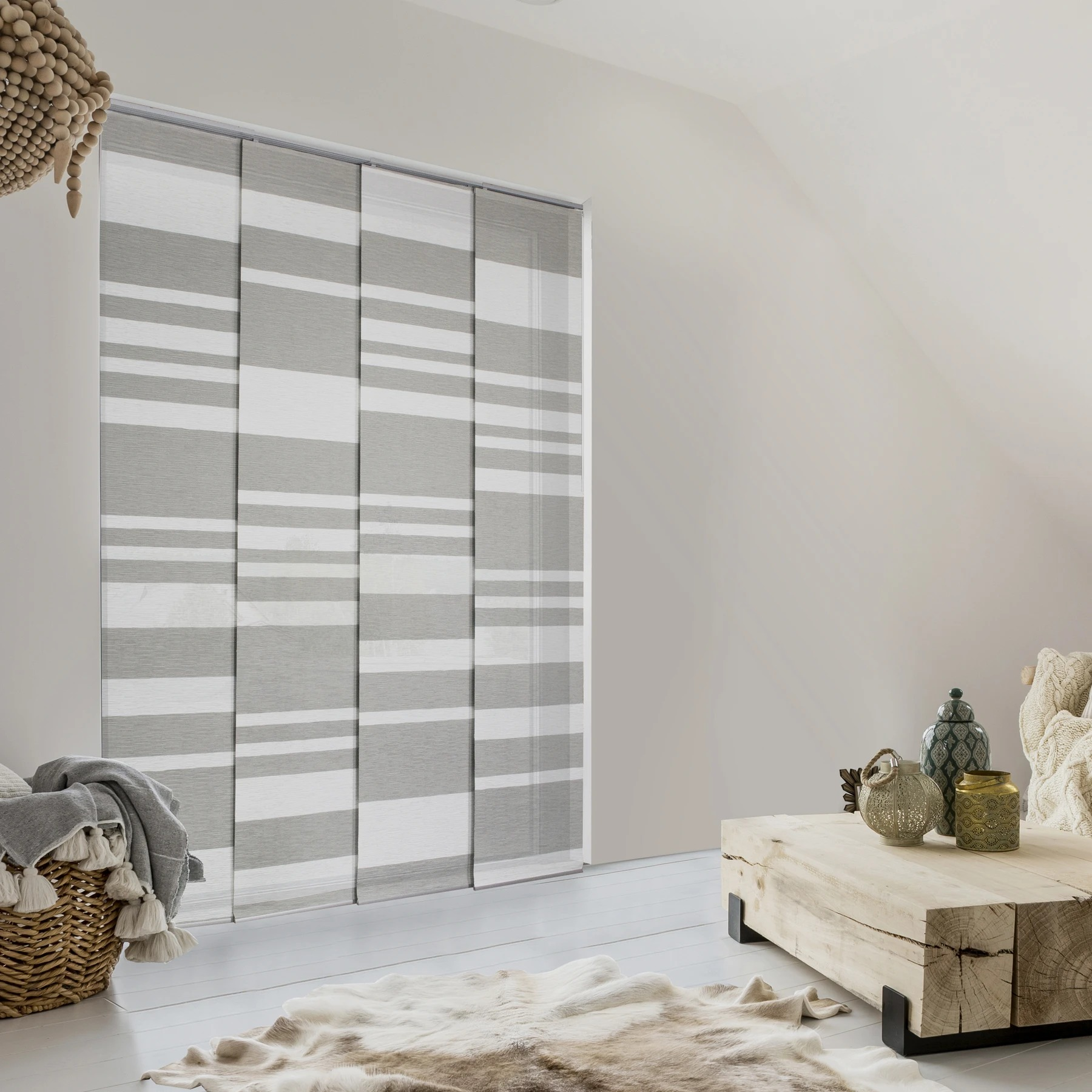 Light Filtering | Pale Gray