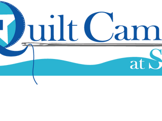 2017 Quilt Camp at Sea!