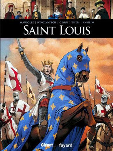 la croisades ST LOUIS