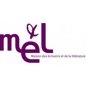 Résidences et Bourses d'écrivains - Mel -Agenda 2019 - par Sabine Arnault - France