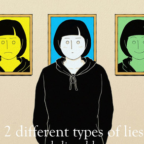 2 Different Types of the Lie Your Character Believes by K.M. Weiland-Usa