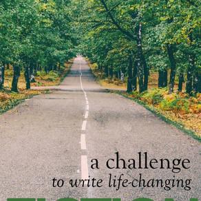 Un défi pour écrire une fiction qui change la vie (+ cadeau) par K.M. Weiland - Usa