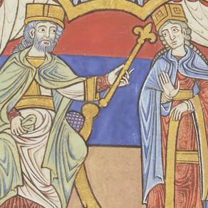 """Lancement du site """"France et Angleterre : manuscrits médiévaux entre 700 et 1200"""""""
