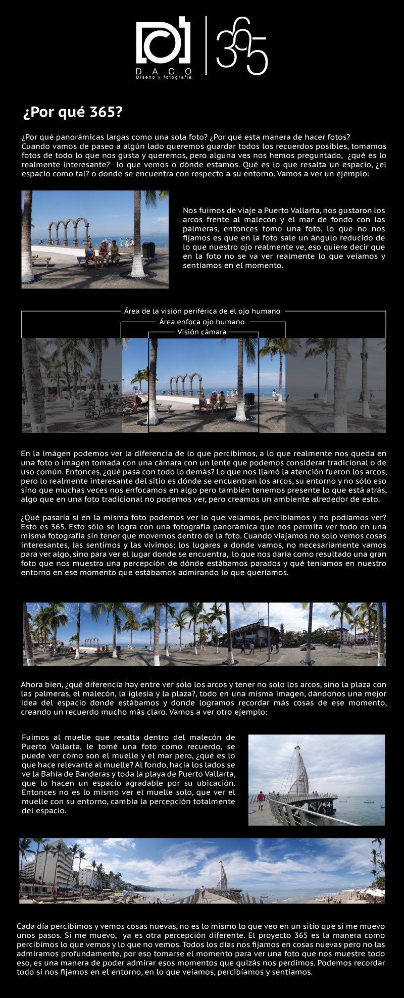 fotografía panorámica DACO Daniel Conde