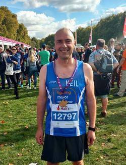 Neil Half Marathon