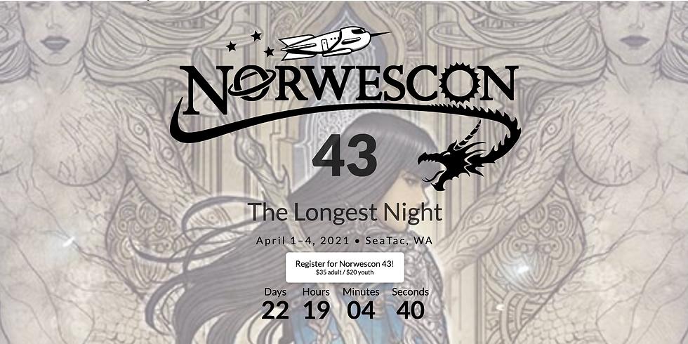 Norwescon 43