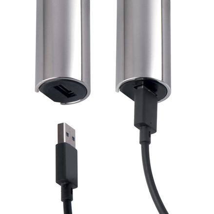 Dettaglio Presa USB