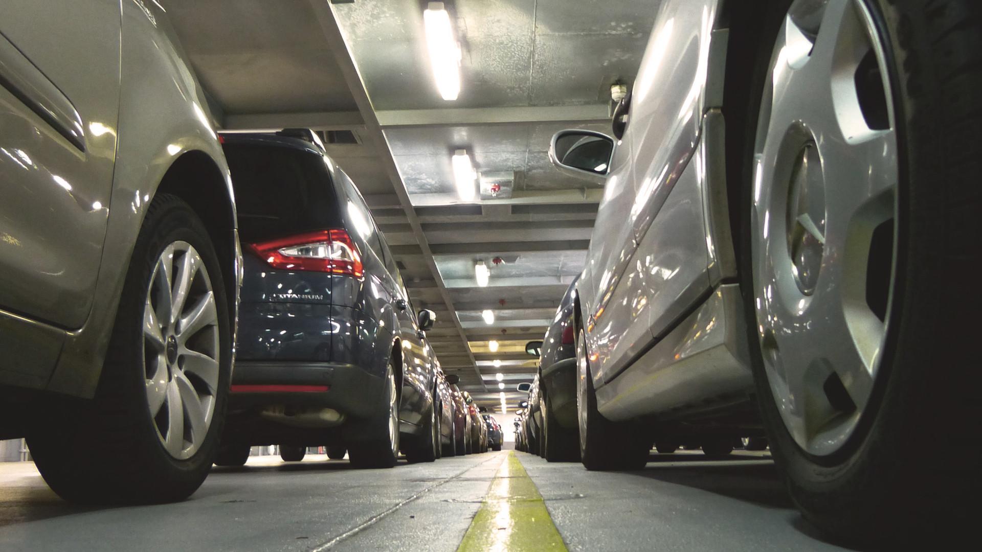 Catastro de Estacionamientos