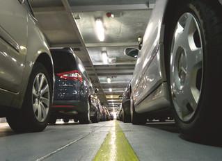 新富士駅の周辺駐車場