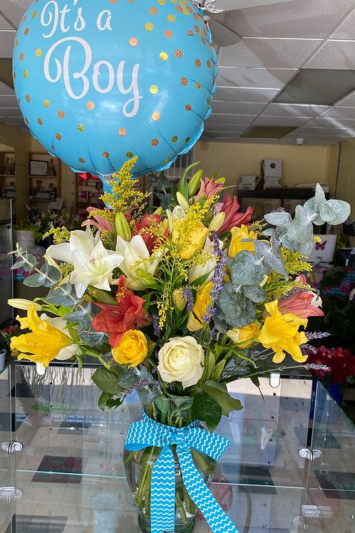 New Born Bouquet