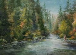 Fishing Stream