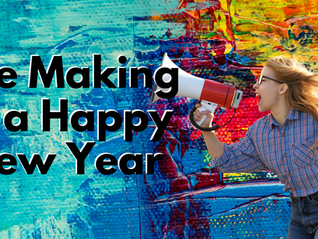 The Making Of A Happy New Year