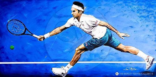 THE GENIUS - Roger Federer, Switzerland