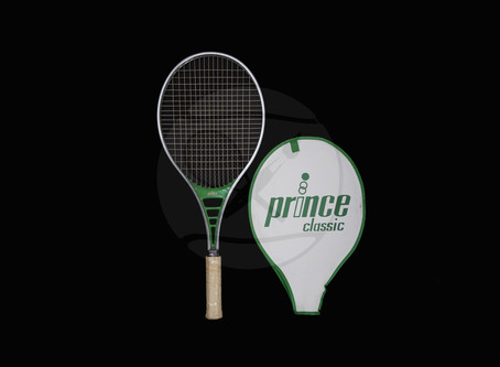 The History of the Prince Classic by Howard Head | The Berlin Tennis Gallery