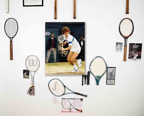 THE ARTIST - John McEnroe, USA