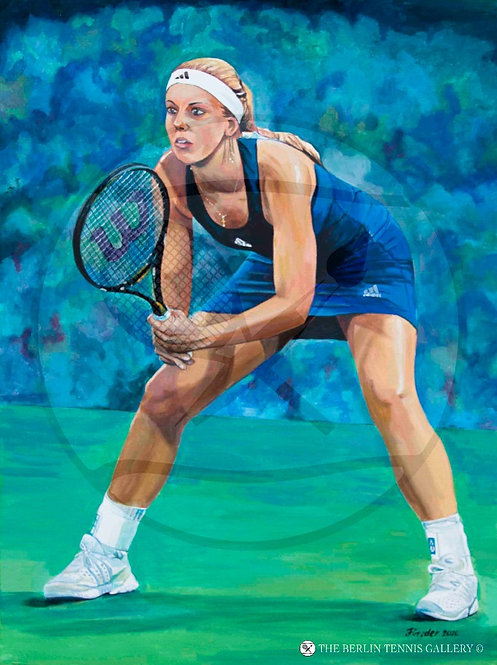 FOCUS THE RETURN - Sabine Lisicki, Germany