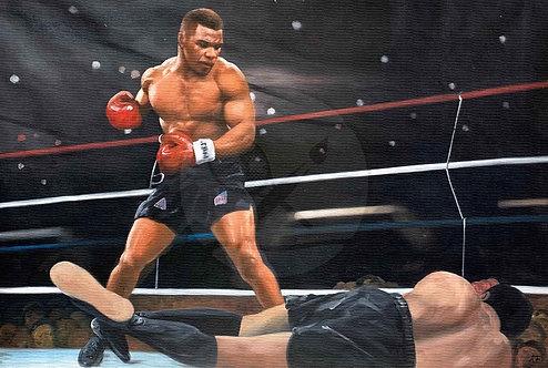 THE KNOCKOUT – Mike Tyson, USA