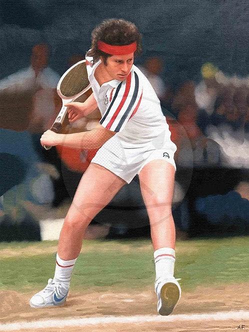 BIG MAC - John McEnroe, USA