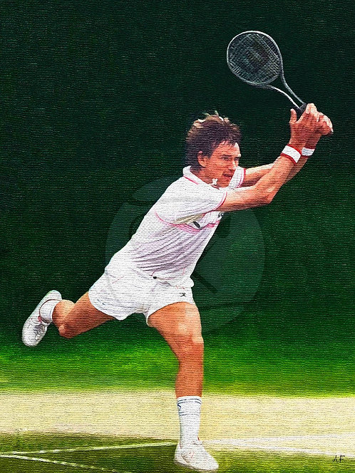 THE IMMORTAL – Jimmy Connors, USA