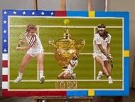 The Drama of Wimbledon 1980
