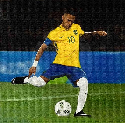 THE BRAZILIAN DIAMOND | Neymar, Brazil