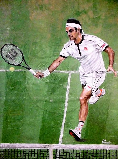 THE SWISS TOUCH - Roger Federer, Switzerland