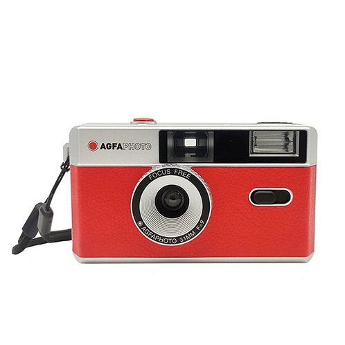 Agfa 35mm Reusable Camera