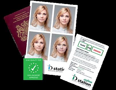 Passport Visa Photos