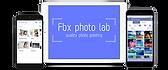 Photo printing app