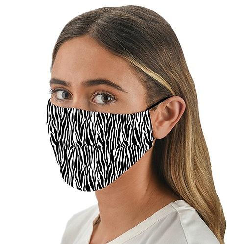 Leopard Print Face Mask