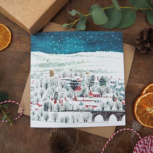 Langport Christmas Card
