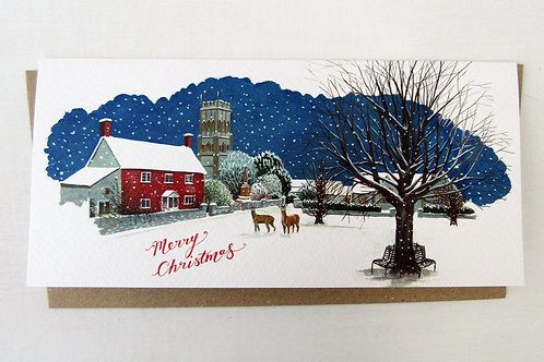 Long Sutton Church Christmas Card