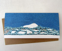 Glastonbury Christmas Card